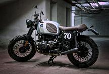 #Motorecyclos Boxer Chic / www.motorecyclos.com #custom #motorcycles #Motorecyclos #bikes #BMW #scrambler #caferacer