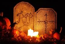 "Halloween Front Yard ""Cemetery"""