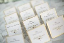 Seating chart ideas / Ideas for your seating chart for your event at our beautiful venue.
