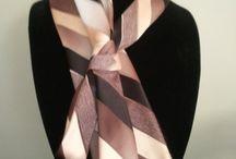 kravaty-jako doplněk-šála