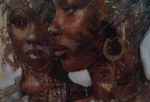 Afrikai nők