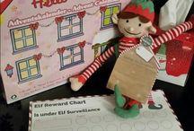 Naughty little elf