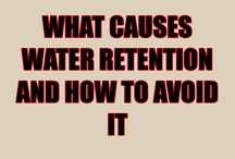Water retention cures