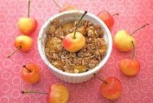Dessert Recipes / by Tamora Hovde