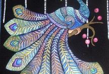 Helen godden / Art and painted fabric