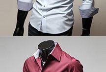 Pánske odevy