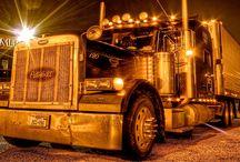 Trucking / by Rip Hamilton