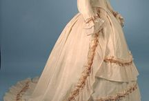 Historic Wedding Dresses / Dresses of eras past (even the early 2000s!) to help give you inspiration.