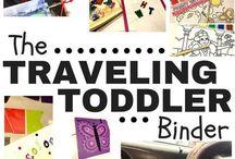 traveling binder