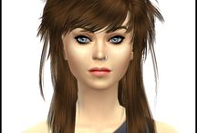 Coiffure Femme (Sims 4)