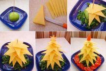 Eten voor kerstmis