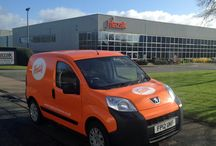#Freddyvan / Spotted! Look out for our Freddy vans all over the UK, if you spot on, send us a pic - the best photos get prizes!