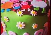 cake and...cake / Cakes and cup cake custom