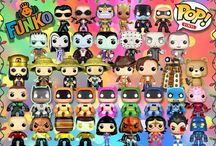 FUNKO / FUNKO manufacture many leading lines including the popular POP! vinyl range, ReAction figures, Dorbz and many more.