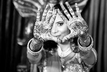 Mehndi night / #indianwedding #mehndinight