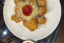 Singkong goreng