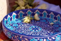 The Art of Blue Pottery