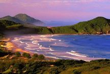 Praia do Rosa / Praia do Rosa - Imbituba - Santa Catarina - Brasil