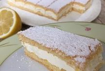 limonlu pastalar