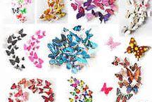 butterflys / papper