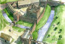 Reconstruction castles