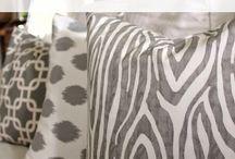 Decoración: Pillows, pufs & otomans