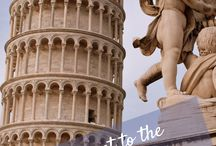 Italy Travel / Lots of inspiration for your Italy travel plans - Italy travel tips + Italy itineraries + things to do in Italy and places to visit.