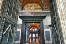 Istanbul Museum Entrances