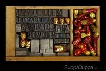 Promo del Libraco Vol.1 / by SuppaDuppa