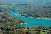 Aerial Photos of Dale Hollow Lake