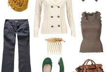 outfit ideas / by Mendy Bashore