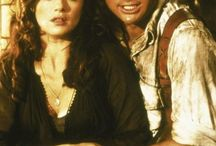 Rick and Evelyn O'Connell / Characters from the movies the mummy and mummy returns.