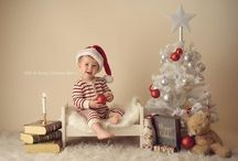 winter baby session