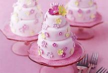 Wedding Cake / Very pretty & yummy wedding cakes!