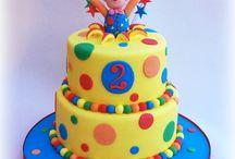 Frankie's 1st birthday