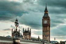 Mi viaje a Londres / Me súper encantó es divino, estos son los lugares que visite