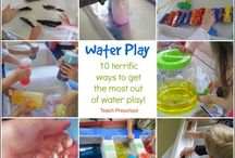 Early Years 'Water' play / by Jo R