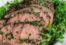 Beefed Up / Beef Recipes / by Nicole Spataro