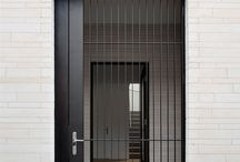 Architecture entrances/doors