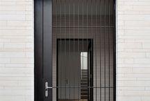 Architecture entrances/doors