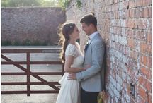 Summer Weddings - Rebecca Douglas Photography / Summer Weddings in the UK captured by wedding photographer Rebecca Douglas Photography. Whatever the weather or the season you can have gorgeous, romantic, natural, fun and quirky images all year around.
