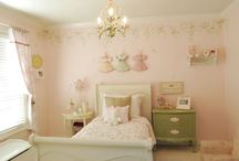 Girls rooms / by Carlyn