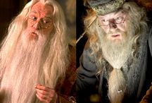 There's Only One Dumbledore - Or Is There?... / Albus Dumbledore Played by Richard Harris and Michael Gambon