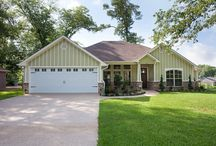 """The Craftsman Custom Home by Campbell Custom Homes / Custom home plan """"The Craftsman"""" available to build ."""