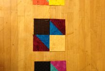 GIMQ Rogaland / Grand Illusion Mystery Quilt, Quiltville 2014