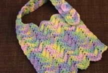 Crochet Baby Bibs / My selection of Crochet Baby Bibs, not all of them are patterns or free.  Visit my website for my own originally designed FREE crochet patterns www.patternsforcrochet.co.uk / by Patternsforcrochet (a free pattern website)