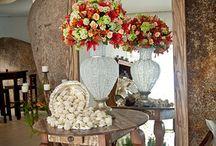 Decoração / Ideias maravilhosas para decoração de seu casamento