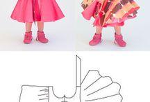 Children's Sewing Patterns / by Michelle Merkel