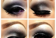 Makeup Techniques and Idea's / Many different Makeup Idea's.