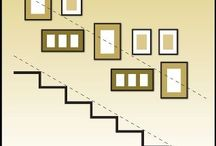 Stairs decor